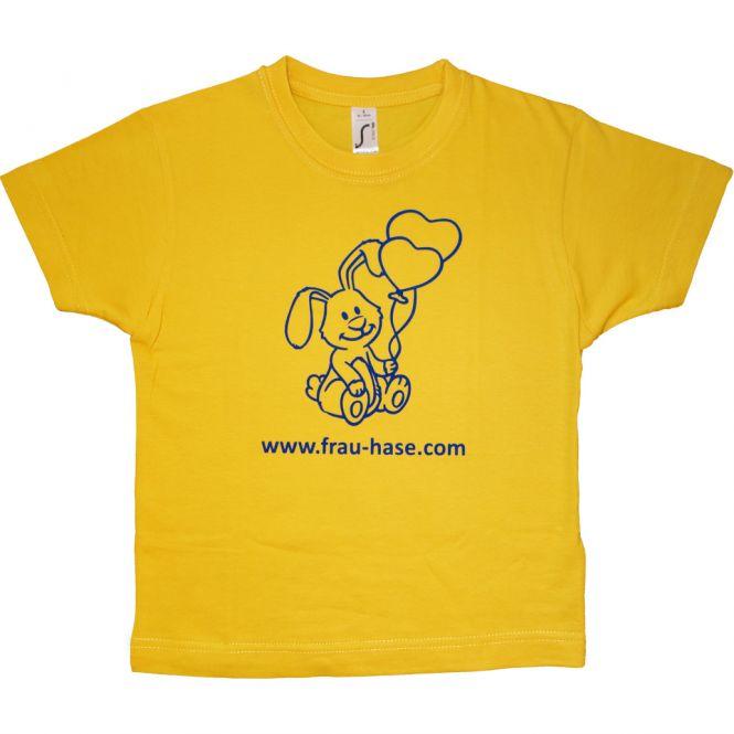 Frau-Hase T-Shirt