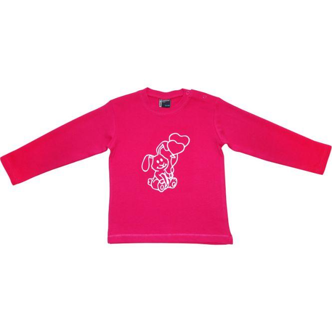 Frau Hase Langarm-Shirt